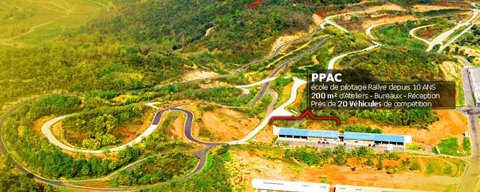 PPAC 200m² d'infrastructures techniques, bureaux, réception, salle de cours